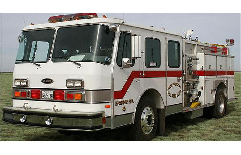 Engine 4: 2002 E-One