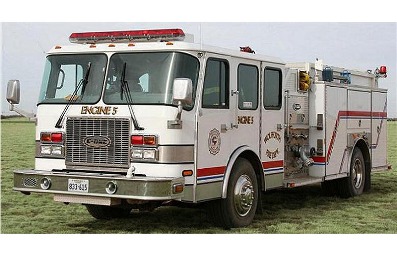 Engine 5: 2002 E-One